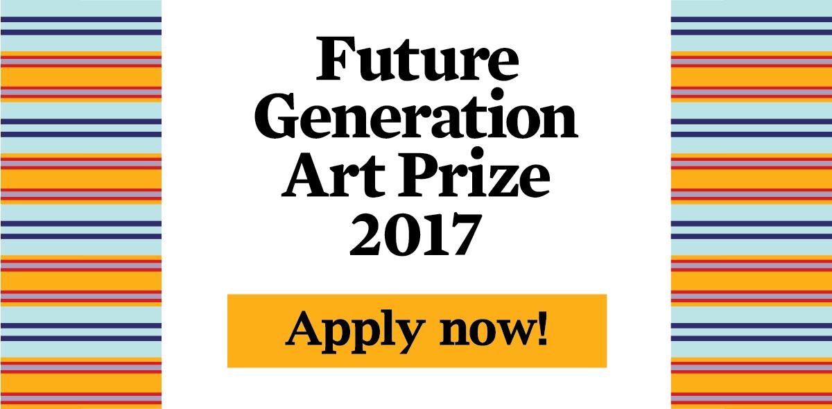 Future Generation Art Prize 2017