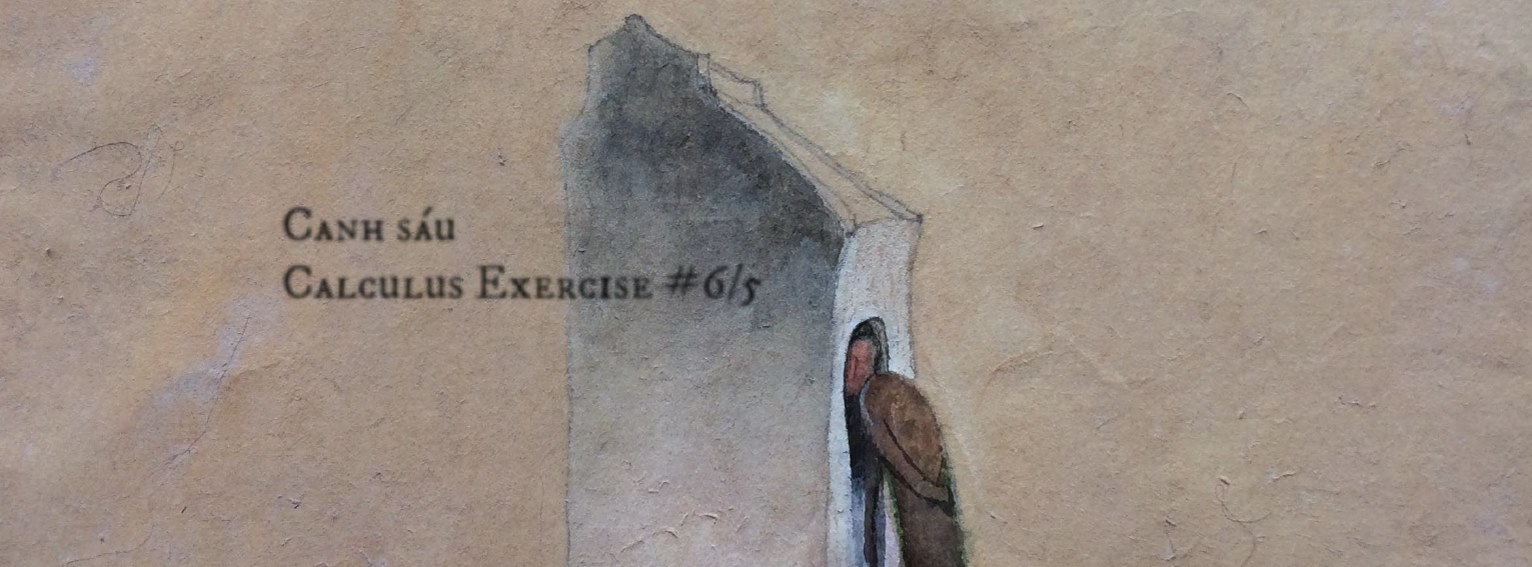 """Nguyen Huy An with solo show """"Calculus exercise #6/5"""""""