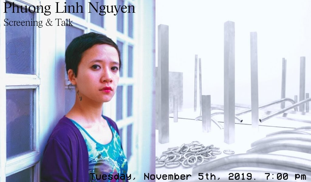Phuong Linh at The Mistake Room