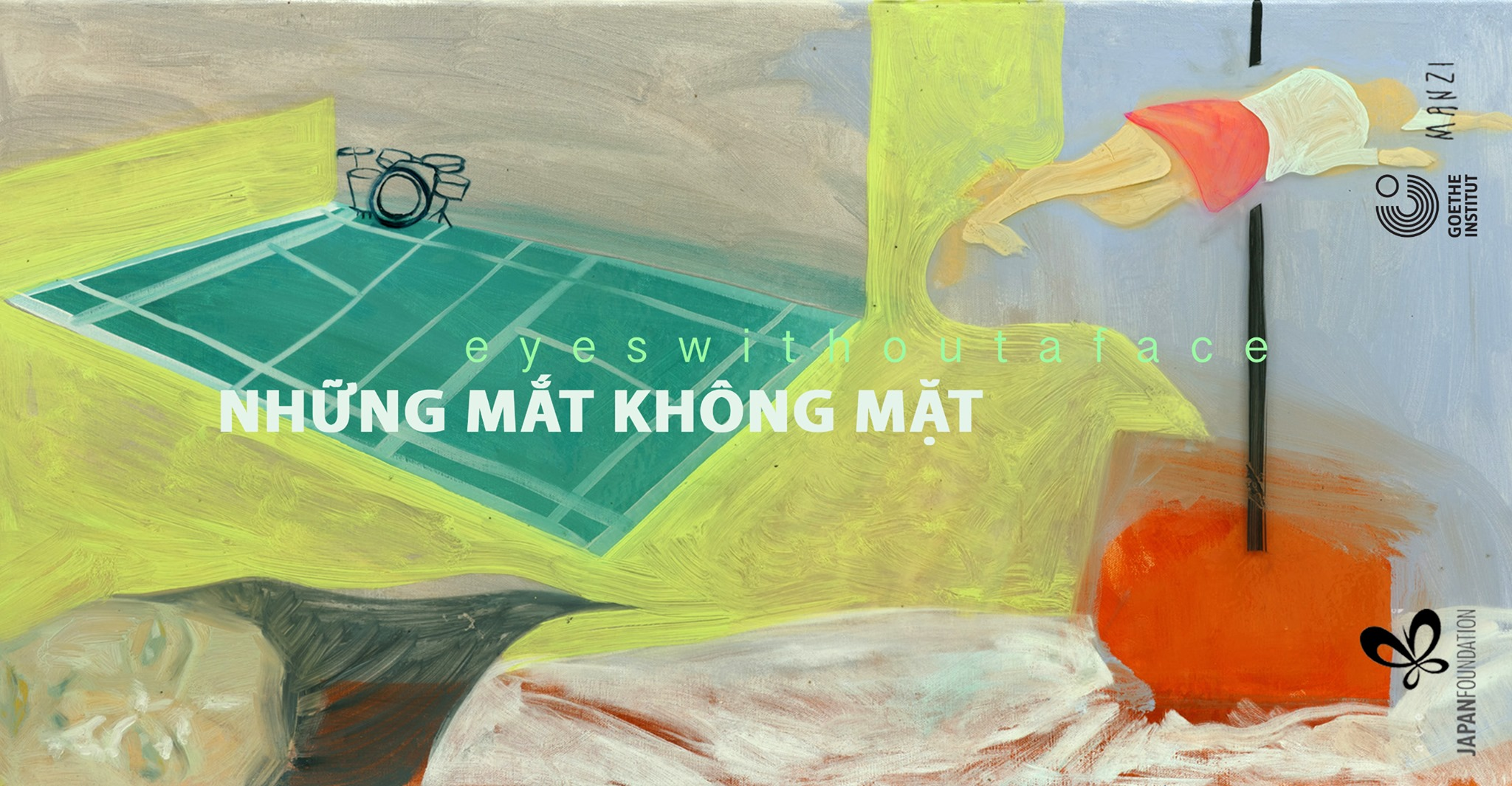 """""""Eyes Without a Face"""",  a Visual Art Exhibition by Nguyen Phuong Linh and Truong Que Chi"""